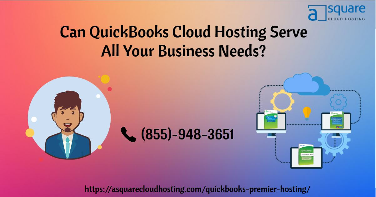 Can QuickBooks Cloud Hosting Serve All Your...