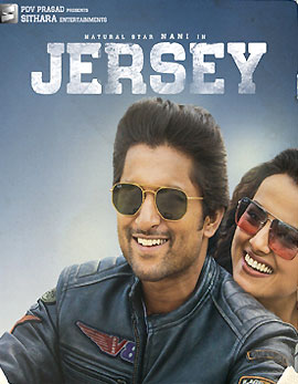Jersey Movie Review, Rating, Story, Cast and Crew