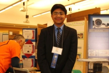Indian-American Teen in Bid to Uplift Government Schools in India