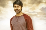 Son in Law of Mega Star Chiru Appears In His Debut Film Vijetha