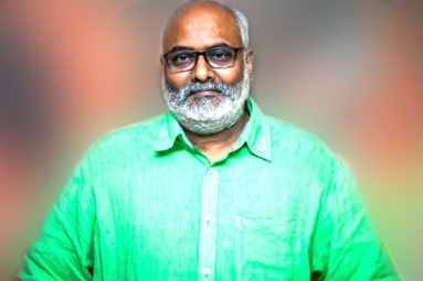 MM Keeravani Signs An Interesting Film