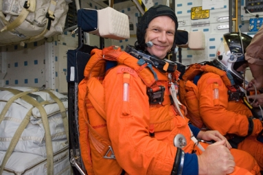 Piers Seller a British Born Astronaut Passes