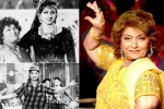 Veteran Choreographer Saroj Khan passes away at 71, Bollywood mourns the loss