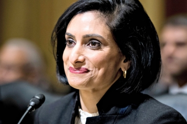 Trump picks Seema Verma to head Centers for Medicare and Medicaid Services