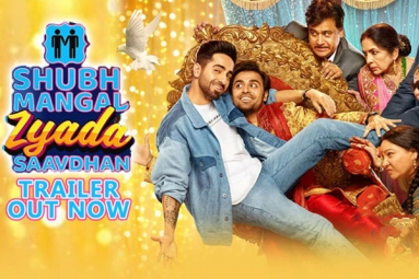 Shubh Mangal Zyada Saavdhan Trailer Out, a Breakthrough for Bollywood