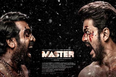 Vijay's Master to Release on Netflix?