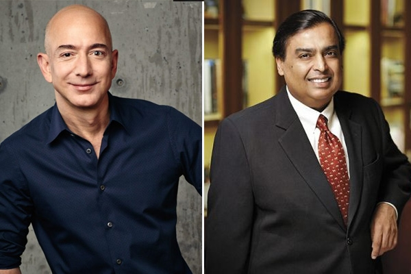 Forbes Rich List: Jeff Bezos World's Richest Man, Mukesh Ambani Only Indian in Top 20