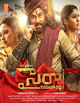 Sye Raa Movie Review, Rating, Story, Cast and Crew